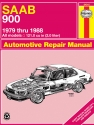 SAAB 900 Sedan & Turbo (79-88) Haynes Repair Manual