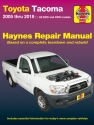Toyota Tacoma (05-15) Haynes Repair Manual
