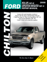 Ford Pick-Ups (1997-03), Expedition & Navigator (1997-14) for 2 & 4 wheel drives with gas engines Chilton Repair Manual (USA)