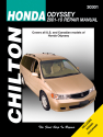 Honda Odyssey (2001-10) Chilton Repair Manual (USA)