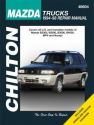 Mazda Chilton Repair Manual for 1994-98 covering all models of B2300, B2500, B3000, B4000, MPV and Navajo