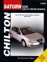 Saturn Ion for (2003-07) Chilton Repair Manual (USA)
