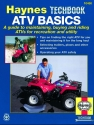 ATV Basics Haynes Techbook Haynes Repair Manual