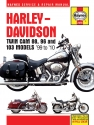 Harley-Davidson Twin Cam 88 covering Softail (00-10), Dyna Glide (99-10), & Electra Glide/Road King & Road Glide (99-10) Haynes Repair Manual