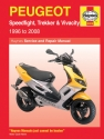 Peugeot Speedfight, Trekker and Vivacity 1996-2008 Haynes Repair Manual