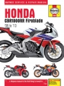 Honda CBR1000RR (Fireblade) (08-13) Haynes Repair Manual