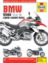 BMW R1200 Liquid-cooled Twins (13-16) Haynes Repair Manual