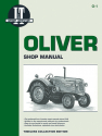 Oliver 60HC, 60KD, 70HC, 70KD, 80HC, 80KD, 90 & 99 Tractor Service Repair Manual