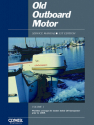 Proseries Old Outboard Motors Prior To 1969 (Volume 1) Service Repair Manual