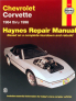 Chevrolet Corvette (84-96) Haynes Repair Manual