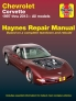 Chevrolet Corvette (97-13) Haynes Repair Manual