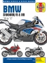 BMW S1000RR/R & XR, '10-'17 Haynes Repair Manual