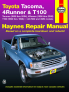 Toyota Tacoma (95-04), 4 Runner (96-02)& T100 (93-98) Haynes Repair Manual