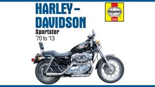 Haynes Manual Harley-Davidson 1970-2013
