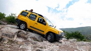 Nissan Xterra offroad