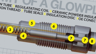 What is a car's glow plug (and what does it do)?