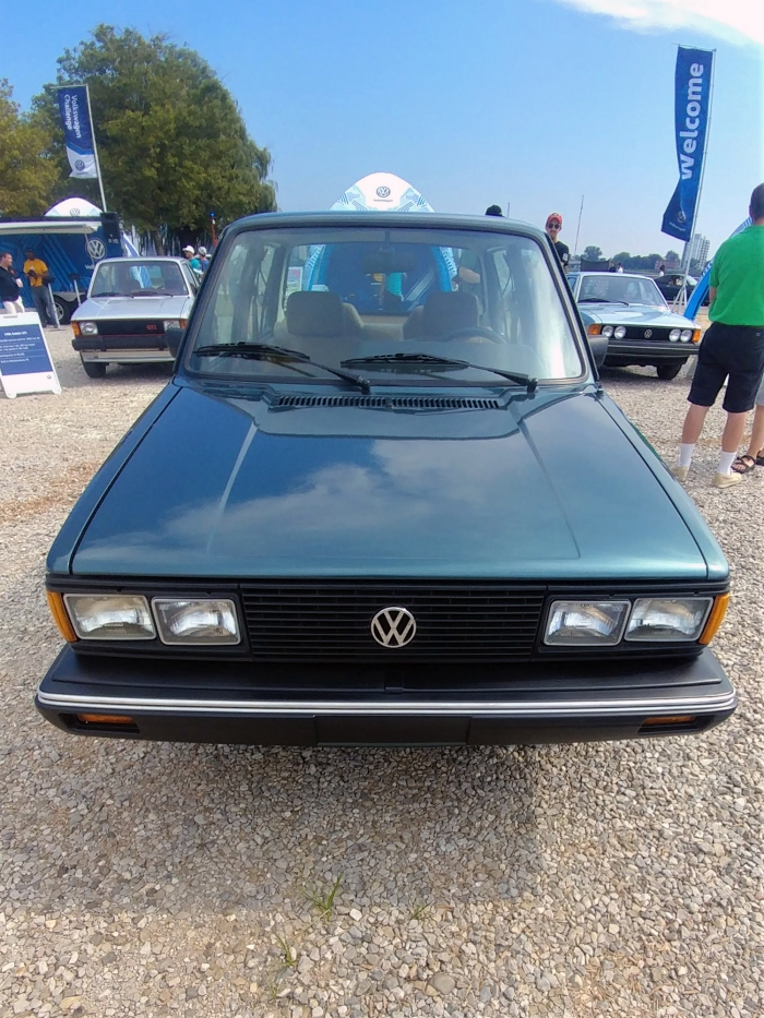 The tiny and body 1st gen VW Jetta