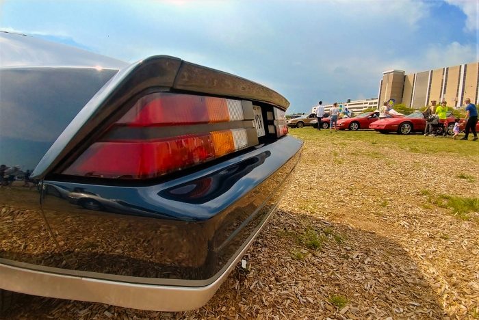 If you were in a Mustang, you saw a lot of these taillights, until Ford made the H.O. 5.0 in 1986