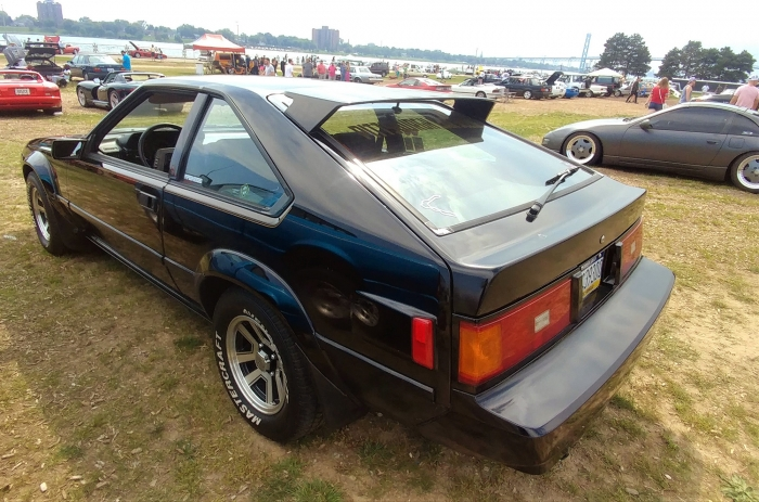 The 80s Supra vs the 90s is a good example of what was happening to car design across the market