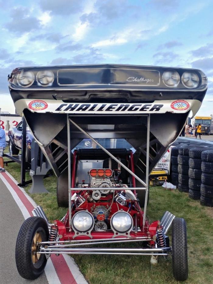 Super Challenger Funny Car 2