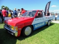 Nissan Hard Body land speed racing truck